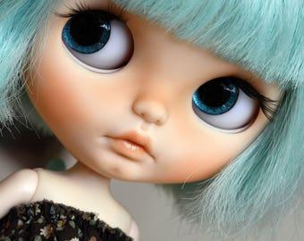 SOLD! Final payment listing - Custom Blythe Doll by Odd Doll (Ufo A Go Go)