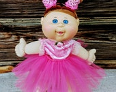 FOR ALICIA Custom Cabbage Patch Doll  - DON'T order this if you are not Alicia please!