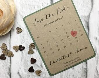 Sample // Mini Save The Date