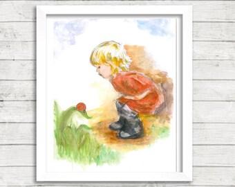 Little Lady Bird