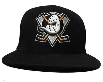 Anaheim Mighty Ducks Adjustable Hat
