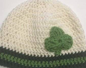 3-6 mo St. Patrick's Day Hat