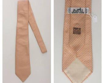 HERMES - Vintage Hermes Tie