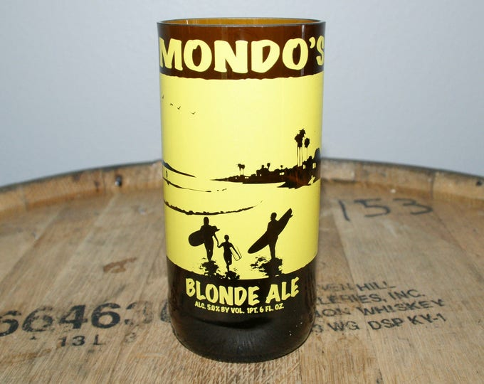 UPcycled Pint Glass - Surf Brewery - Mondo's