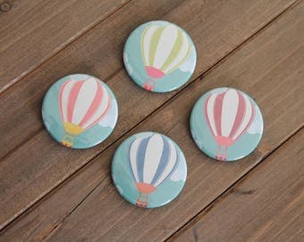 Hot Air Balloon Magnets