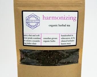 Harmonizing Organic Herbal Tea
