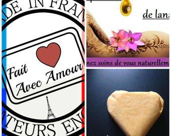 SOAP heart perfume bread d ' spice
