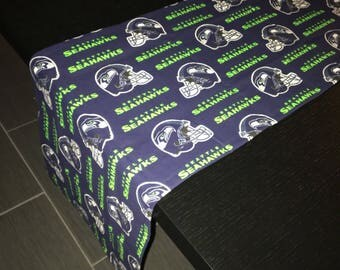 Table Runner - NFL Seattle Seahawks