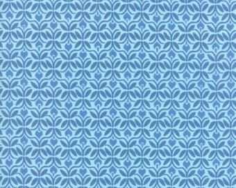 Moda VOYAGE by Kate Spain-Capri in Baltic Blue (27285 13)-by the YARD