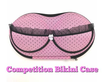 Competition Suit Case for your Competition Bikini or Competition Figure Suit for NPC Bikini Suit of NPC Figure Suit