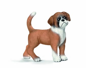 Fairy Garden  - Boxer Puppy - Miniature