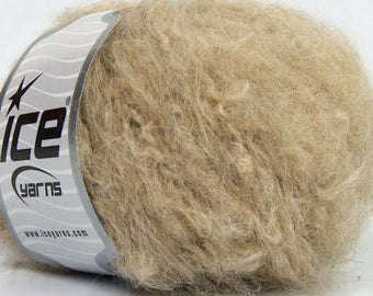 Mohair Blend Knitting Yarn Knit Crochet Yarn     Lot 48767