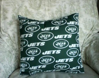 New York Jets pillow cover