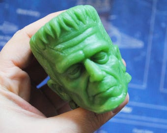 Fun Frankenstein Monster Soap!