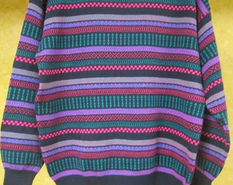 Meister Pull-on Sweater S Wool Acrylic