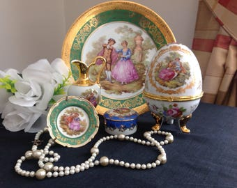 Fragonard collection. Limoges.
