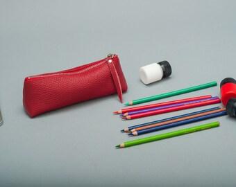 Pencil pouch pencil case zipper pouch back to school pencil bag school supplies cosmetic bag pouch zipper pencil case zipper pencil pouch