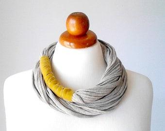 Velvet necklace velvet jewelry yellow statement jewelry bib statement jewelry boho chic jewelry boho chic necklace multi strand necklace