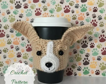 Crochet Chihuahua, Chihuahua Pattern, Crochet Chihuahua Dog, Crochet Patterns, Crochet Dog Pattern, Tea Cozy Pattern, Amigurumi Dog