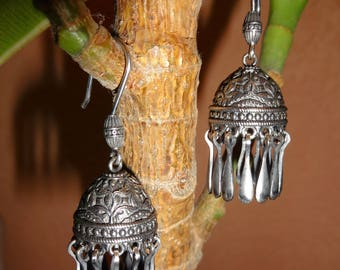 """Arm Root Handmade Silver Earrings  """"Dome"""", Armenian Jewelry, Armenian Silver, Armenian Earrings,  Armenian Gift, Dome"""
