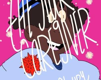 The Star Caregiver - A disabled fantasy novel