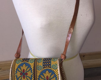 African Leather Purses