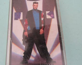 Vanilla Ice To the Extreme Cassette Tape 1990 Free Shipping