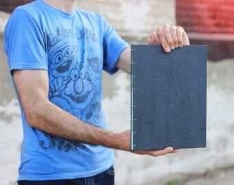 Make it Huge. Large Sketchbook, Large Journal, Large Notebook, Custom Journal, Custom Notebook, Custom Sketchbook, A4, Watercolor Journal