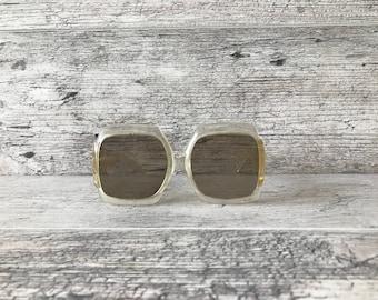 Soviet Sunglasses  Women's sunglasses Retro Sunglasses Vintage sunglasses Old Rare sunglasses Eyewear Vintage  Eyewear USSR sunglasses