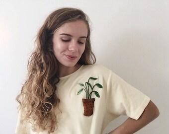 Indoor Plant Tee