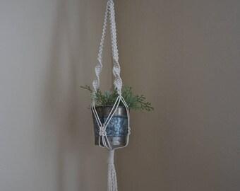 Macrame Plant Hanger / Plant Hanger