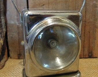 Vintage Miners Light / Collectible / Miner Memorabilia