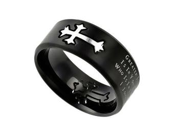 """Neo Ring """"Greater"""""""
