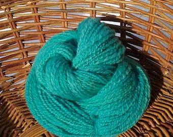 Hand Spun Rambouillet Art Yarn