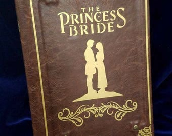 The Princess Bride - Leatherbound Book Replica (Collector's Edition)