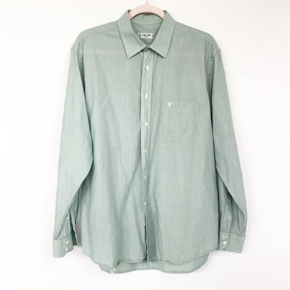 Longsleeve Celine Button Up