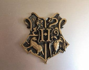 Hogwarts Crest 3d Printed Harry Potter