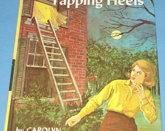 Nancy Drew #16 Clue of Tapping Heels Orig Text PC