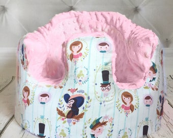 Peter Pan Blush Bumbo Seat Cover