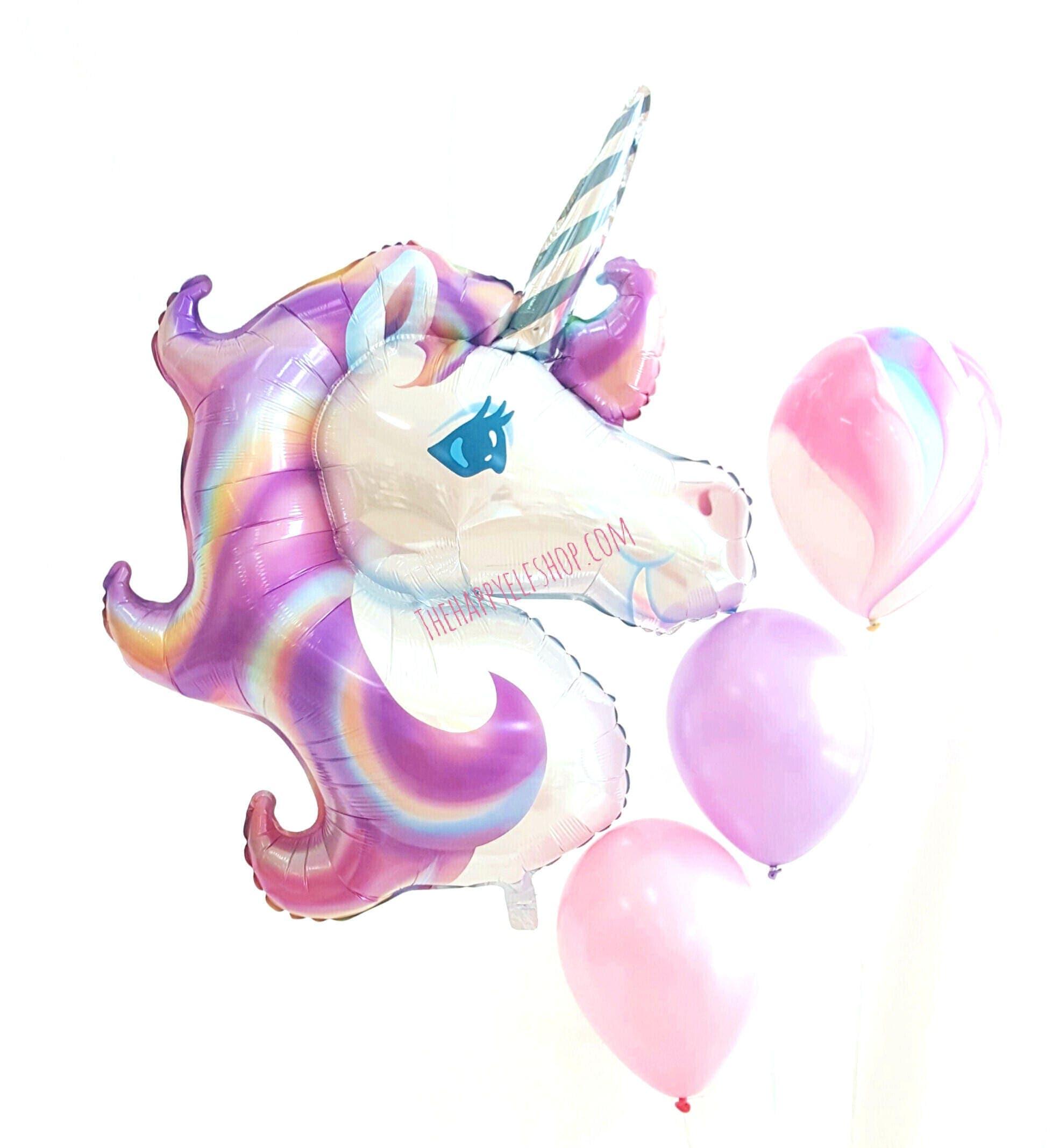 33 Unicorn Balloon. Unicorn Party Decor. Unicorn Party