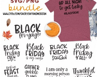 Black Friday SVG Design Bundle - Oct. 2017 Release -  Silhouette Cameo - Vinyl - Cricut