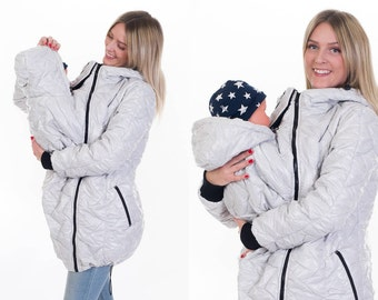 Babywearing 3in1 shoulder Jacket jacket padded
