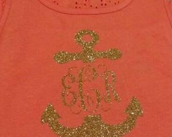 Anchor Monogram shirt