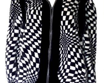 jacket faux fur MARC DOMINIQUE