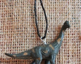 Dinosaur Necklace-Brachiosaurus
