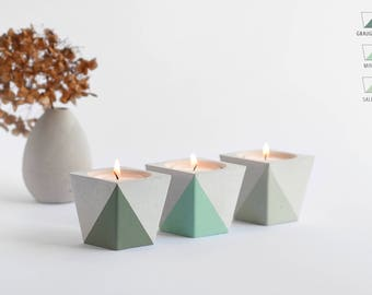 Tea light holder from Beton_GREEN