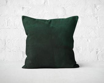 Wedding Décor/ Green velvet pillow cover/ Green Velvet Cushion/ Textured pillow/ Interior design ideas for homes/ Toss Pillow/ Home textiles