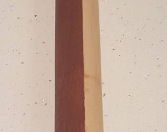 Mahogany & Maple Rolling Pin