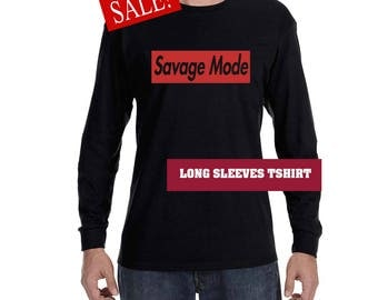 21 Savage shirt - 21 Savage long sleeves t-shirt - Savage Mode - 21 Savage hoodie - Savage 21