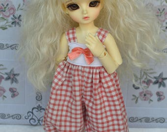 Overall Nelly old vichy [BJD YoSD 1/6.